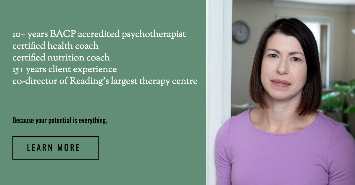 ann-mare james wellbeing coach reading berkshire